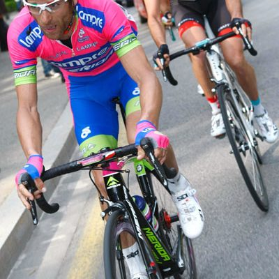 Volta Ciclista a Catalunya 2013 - 7a tappa El Vendrell - Barcelona (Montjuic) 122.2 km - 24/03/2013 - Michele Scarponi (Lampre - Merida) - foto GW/BettiniPhoto©2013