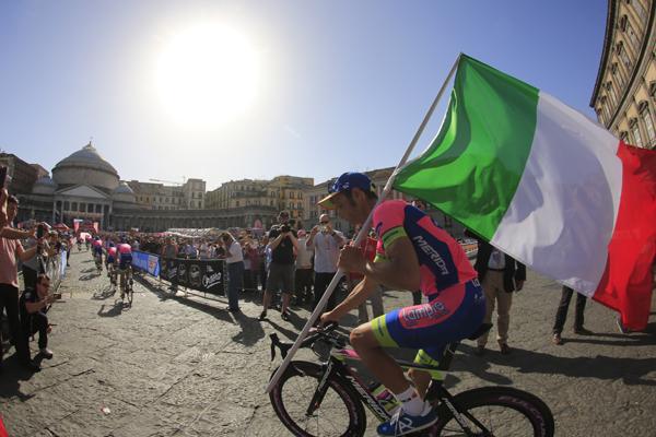 Giro d'Italia 2013 - Presentazione Squadre - 03/05/2013 - Lampre - Merida - foto Roberto Bettini/BettiniPhoto©2013