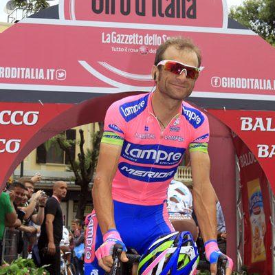 Giro d'Italia 2013 - 5a tappa Cosenza - Matera 203 km- 08/05/2013 - Michele Scarponi (Lampre - Merida) -  foto Antonio Pisoni/BettiniPhoto©2013